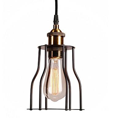 OYLYW מנורות תלויות Ambient Light - סגנון קטן, 110-120V / 220-240V נורה אינה כלולה / 0-5㎡ / E26 / E27