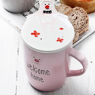 drinkware חַרְסִינָה ספל חיזוק חום 2 pcs