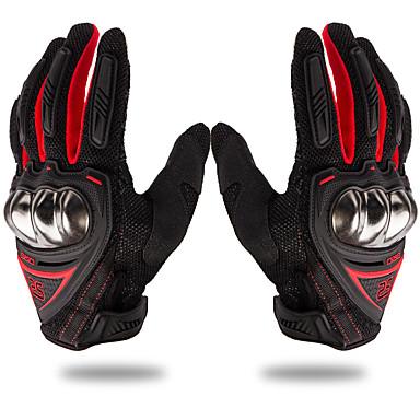 preiswerte Motorrad & ATV Teile-Sportlich Unisex Motorrad-Handschuhe Polyester Atmungsaktivität / Komfortabel / Gefüttert