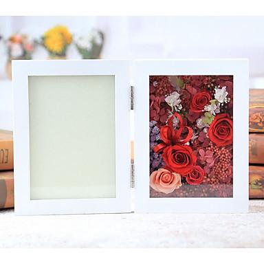 חתונה מצדדים ומתנות מפלגה - מתנות רצועות / פרחוני עץ / פרחים מיובשים רומנטיקה