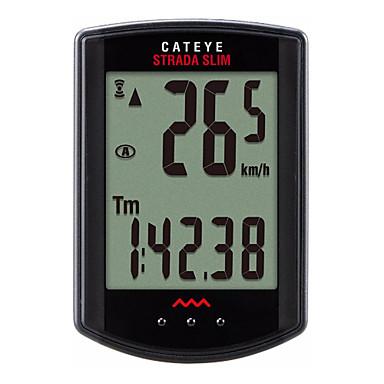 CatEye® Komputer rowerowy Stoper / Bezprzewodowy / LCD Na zewnątrz Kolarstwo