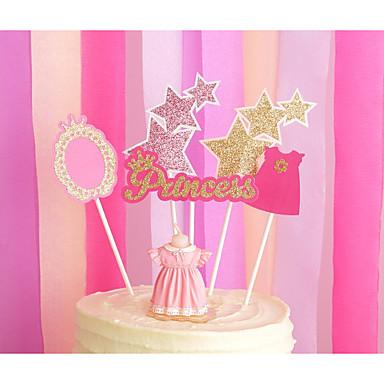 יום הולדת / תינוק חדש נייר כרטיסים קישוטי חתונה משפחה / חברים / יומהולדת כל העונות