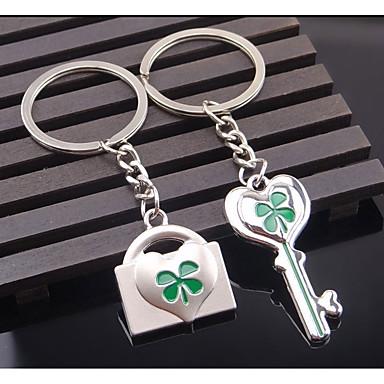 חברים מצדדים במחזיק מפתחות סגסוגת אבץ מחזיקי מפתחות - 2 pcs כל העונות