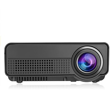 BP-S280 LCD מקרן קולנוע ביתי LED מקרן 600 lm תמיכה SVGA (800x600) 24-60 אִינְטשׁ מסך / HVGA (480x320)