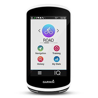 GARMIN® Edge1030 Komputer rowerowy GPS + GLONASS Wodoodporny Nawigacja Ostrzeżenie przed kolizją ANT + Smart Zablokuj Mapa Dokładność