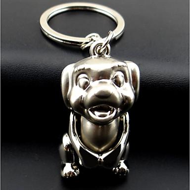 חיה מצדדים במחזיק מפתחות מטאלי מחזיקי מפתחות - 1 pcs כל העונות