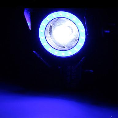 2pcs נורות תאורה 15 W אביזרים עבור אופנועים אוניברסלי
