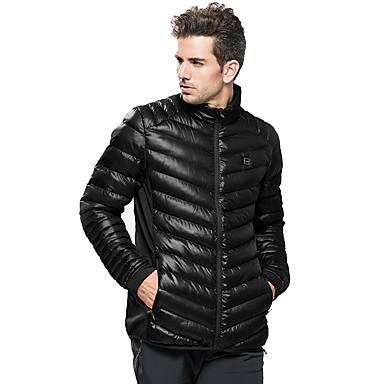 Snowwolf® בגדי ריקוד גברים ג'קט ומכנסיים לטיולי הליכה ג'קט לסקי חיצוני חורף שמור על חום הגוף לביש Mountaineering ז'קטים לחורף אורך מלא