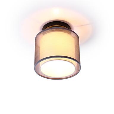 nowoczesna prosta lampa sufitowa podtynkowe oświetlenie wejście korytarz gra pokój kuchnia oprawa światła