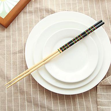 כלי מטבח במבוק נייד כלים מיוחדים עבור כלי בישול 2pcs