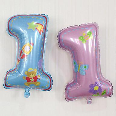 בלון נייר אלומיניום קישוטי חתונה יום הולדת יומהולדת כל העונות