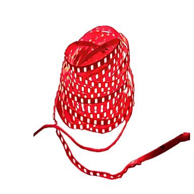 5 M Elastyczne taśmy LED 600 Diody LED 5M Taśma świetlna LED Czerwony Nadaje się do krojenia / Dekoracyjna / Samoprzylepne 12 V 1 szt.