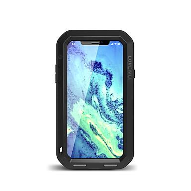 מגן עבור Apple iPhone X מוגן מים / עפר / הלם כיסוי מלא אחיד קשיח מתכת ל iPhone X