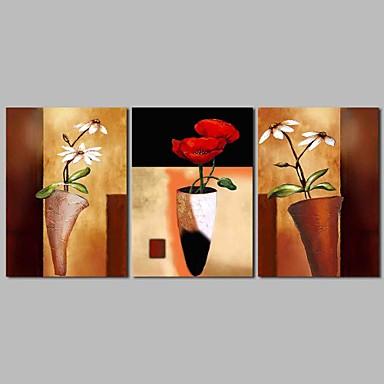 ציור שמן צבוע-Hang מצויר ביד - טבע דומם קלסי בַּד