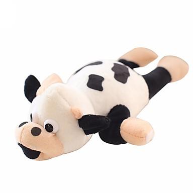 Cow חיה בובות פרווה חיות חמוד מתנות 1pcs