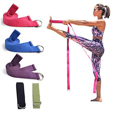 Stropp til uttøying Med Bomull Fysioterapeuter, Atletisk trening Til Yoga & Danse Sko / Trening & Fitness / Treningssenter Unisex Sport & Utendørs / Yoga & Danse Sko