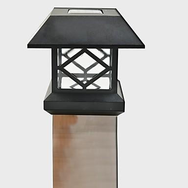 1szt 0.2 W Światła do trawy Słoneczny / Kontrola światła Zimna biel 1.5 V Oświetlenie zwenętrzne