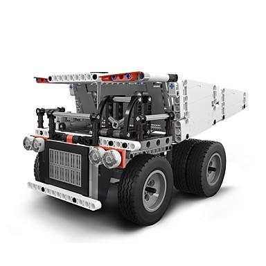 hesapli Oyuncaklar ve Oyunlar-Xiaomi Legolar İnşaat Seti Oyuncakları Eğitici Oyuncak 530 pcs uyumlu Legoing Ebeveyn-Çocuk Etkileşimi Kamyon Genç Erkek Genç Kız Oyuncaklar Hediye