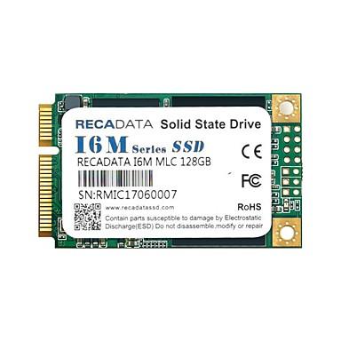 RECADATA Enterprise Hard Disk Drive 128GB SATA 3.0 (6 Gb / s) RD-msata-SSD
