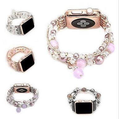 Klokkerem til Apple Watch Series 3 / 2 / 1 Apple Smykkedesign Keramikk Håndleddsrem