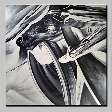 mintura® ręcznie malowany nowoczesny abstrakcyjny obraz olejny zwierząt na płótnie obraz do dekoracji wnętrz gotowy do powieszenia