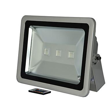 1 stück 150 watt led flutlicht rasen lichter ferngesteuert dimmbare wasserdichte dekorative außenbeleuchtung rgb 85-265 v
