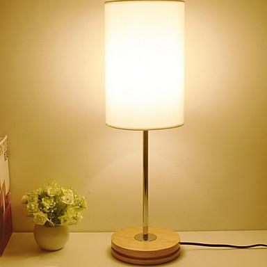 Tradycyjny / Klasyczny Dekoracyjna Lampa stołowa Na Drewno / Bambus 220-240V