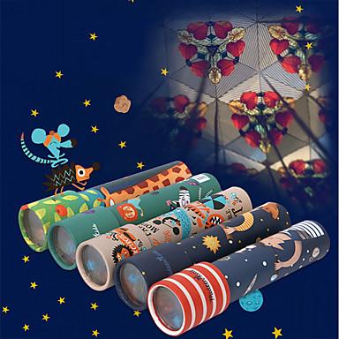 hesapli Oyuncaklar ve Oyunlar-Kaleydoskop SUV Parıltılı Yeni Dizayn nefis Romantizm Fantezi Karikatür 1 pcs Parçalar Çocuklar için Unisex Genç Erkek Genç Kız Oyuncaklar Hediye