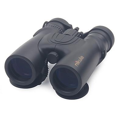 abordables Monoculaires, Jumelles & Télescopes-10 X 42mm Jumelles Porro Antibrouillard Haute Définition Mat Multi-traitées BAK4 / Grand angle / Chasse / Observation d'Oiseaux
