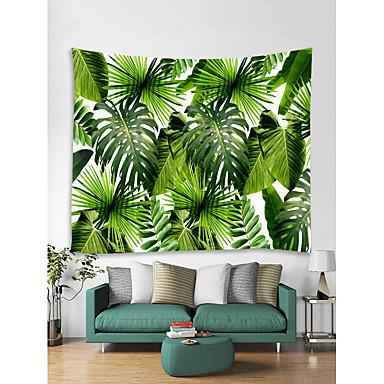 garten landschaft wand dekor polyester moderne modern wandkunst wandteppiche dekoration 6620360. Black Bedroom Furniture Sets. Home Design Ideas