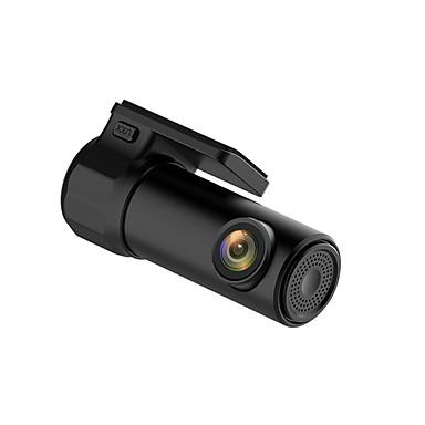 S600 HD 1280 x 720 / 1080P Night Vision Rejestrator samochodowy 170 stopni Szeroki kąt Brak ekranu (wyjście przez APP) Dash Cam z Night Vision / Tryb parkingowy / Wykrywanie ruchu Rejestrator