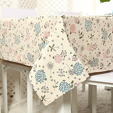 Współczesny PVC / Włókniny Kwadrat Podkładki Geometryczny Dekoracje stołowe 1 pcs