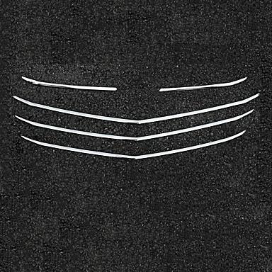 2pcs Samochód Dekoracja przedniej kratki samochodu Biznes Typ wklejania For Kratka przednia samochodu For Chevrolet Equinox Wszystkie