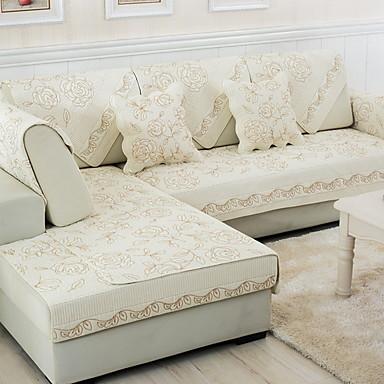 sofa Poduszka Geometric Shape Reactive Drukuj Bawełna / Poliester Slipcovers
