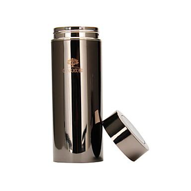 Naczynia do picia Stal nierdzewna przyssawkę Przenośny / Ciepło-izolacyjne / zatrzymywania ciepła 1pcs