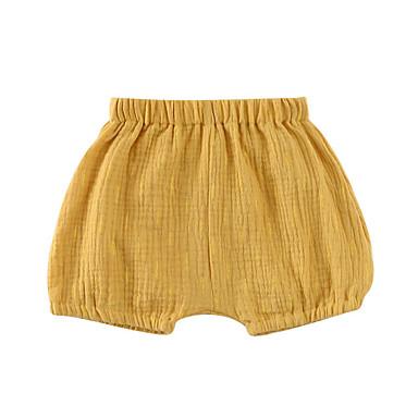 رخيصةأون بنطلونات و ليغنغ البنات-شورت قطن طباعة أساسي للفتيات أطفال