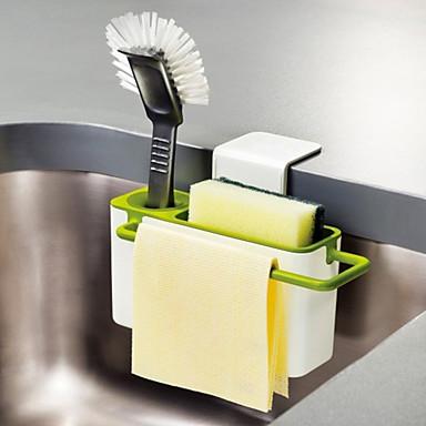 Organizarea bucătăriei Portbagaje & suporturi Plastic Model nou / Depozitare / Uşor de Folosit 1 buc