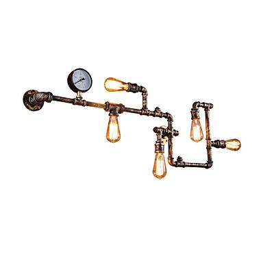 Rústico/Campestre Campestre Lámparas de pared Para Metal Luz de pared 110-120V 220-240V 40W