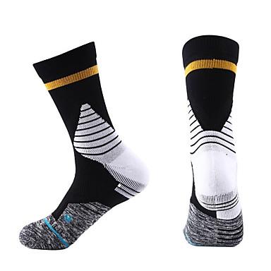Sporturi de Agrement / Basketball / Exerciții exterior Ciorapi Anti-Uzură / Anti-derapare Bumbac