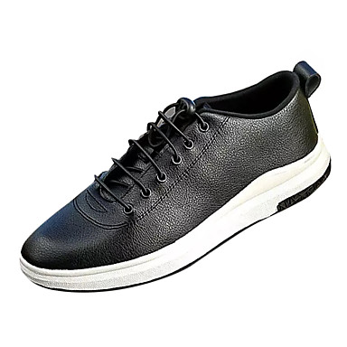 Men's Rubber Sneakers Spring / Summer Comfort Sneakers Rubber Black / Dark Blue / Red 1f6b87