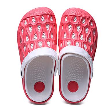 Plano y Confort redondo Zapatillas Mujer Verano Dedo Fucsia flip Zapatos Morado flops 06671848 TPU Tacón qxgSwzaH