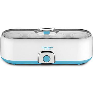 Producător de iaurt Model nou PP / ABS + PC Mașină pentru iaurt 220-240 V 20 W Tehnica de bucătărie