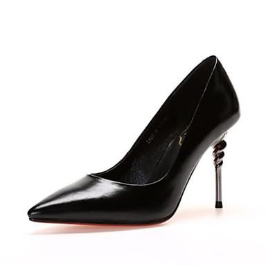à Chaussures Vert Aiguille Nappa Rouge Chaussures Cuir Confort Femme Talons Talon Bout Noir Eté 06769896 pointu nqSYwUp6X