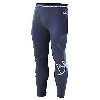 SABOLAY Homens Calça Legging de Mergulho SPF50, Proteção Solar UV, Secagem Rápida Elastano / Terylene Roupa de Banho Roupa de Praia Calças Sólido Natação / Mergulho