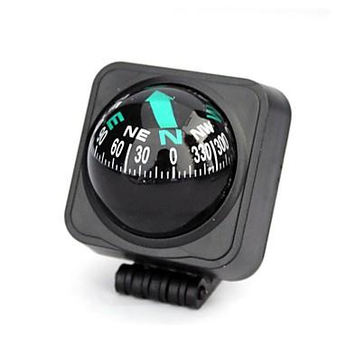 voordelige Auto-interieur accessoires-verstelbare navigatie dashboard auto kompas fietsen wandelen richting wijzende gids bal voor outdoor auto boot truck