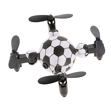 RC Dronă DH-200 RTF 4CH 6 Axe 2.4G Cameră HD 0.3MP Quadcopter RC O Tastă Pentru întoarcere / Headless Mode / Zbor De 360 Grade Quadcopter