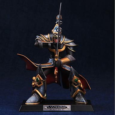 Anime Actionfigurer Inspirerad av LOL Cosplay pvc 16 cm CM Modell Leksaker Dockleksak
