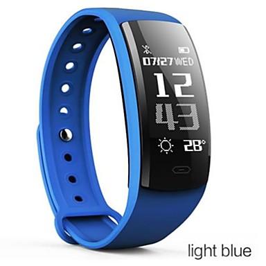 iPS QS90 Uita-te inteligent Android Bluetooth Rezistent la apă Măsurare Tensiune Arterială Adorabil Multifuncțional Cronometru Monitor de Activitate Sleeptracker Ceas cu alarmă Cronograf / 72-100