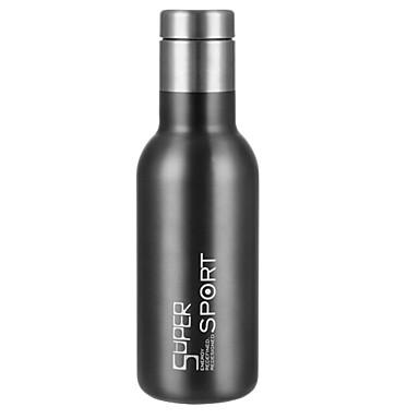 Drinkware PP+ABS / De fier inoxidabil Cupa vid Portabil / Reținerea de căldură / -Izolate termic 1 pcs