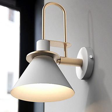antireflet r tro appliques salle de s jour couloir m tal applique murale 220 240v 40 w de. Black Bedroom Furniture Sets. Home Design Ideas
